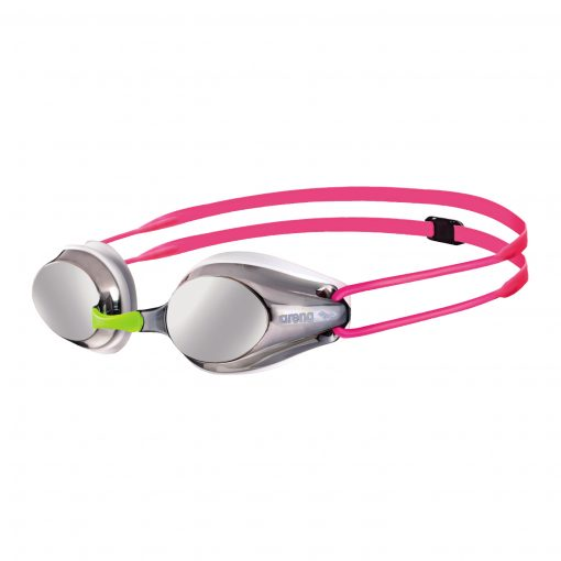 Arena Tracks Junior Mirror (Silver-White-Fuchsia)